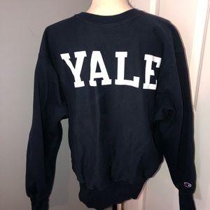 Champion YALE Graphic Sweatshirt